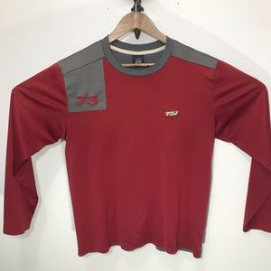 Tommy Hilfiger Jeans Long Sleeve work out shirt